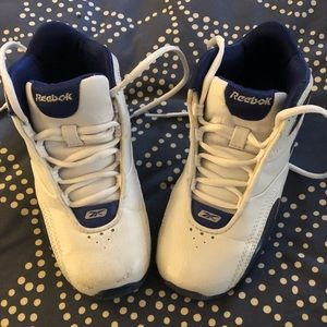 Reebok sneakers - worn only once!